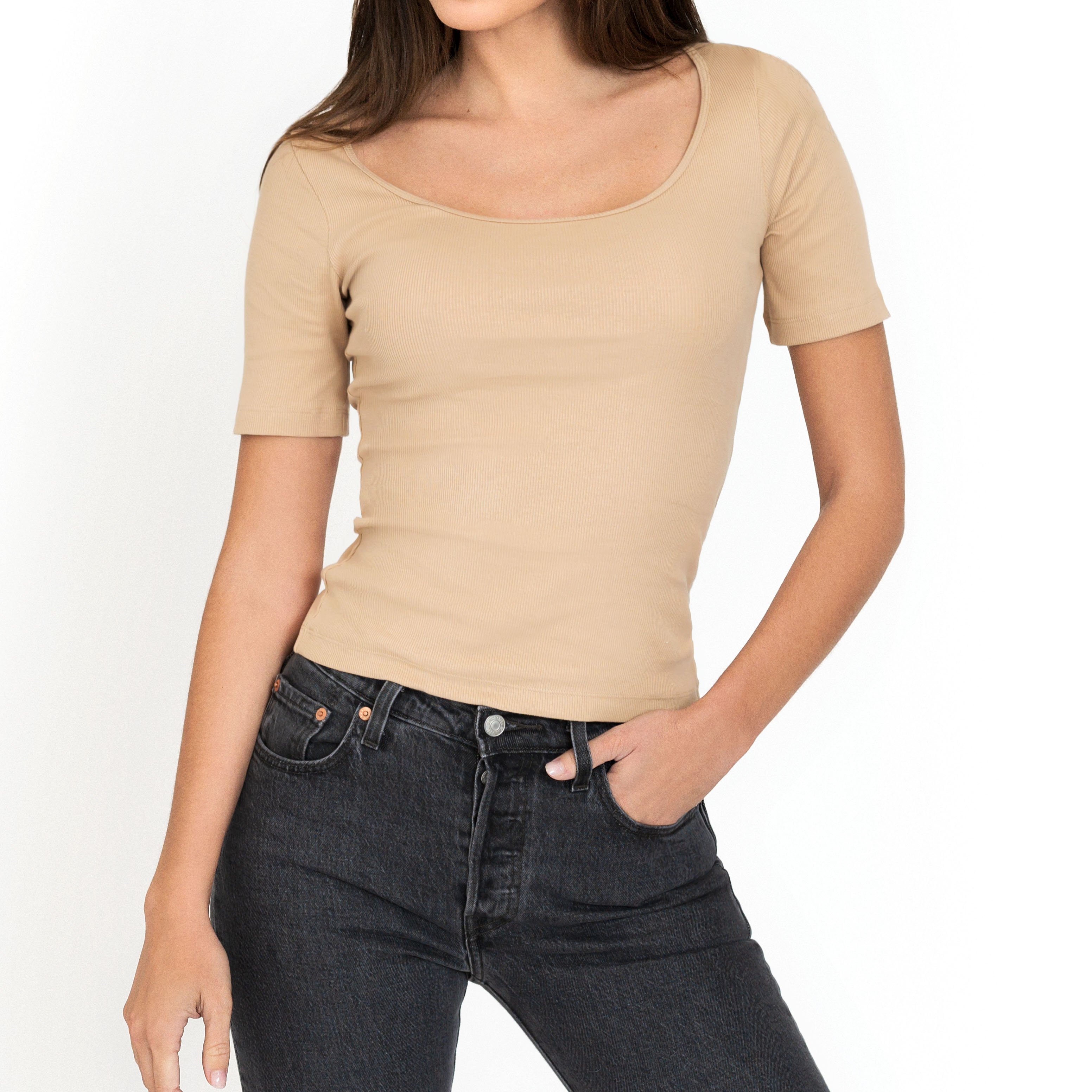 633-05_T-shirt_ribbed_beige_1